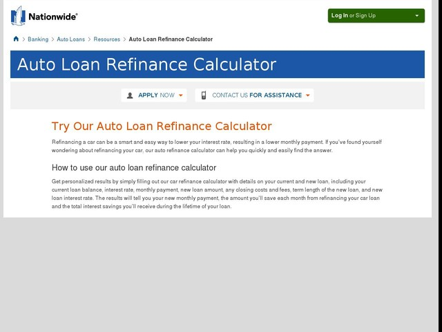 Refinance A Car Loan Keesler