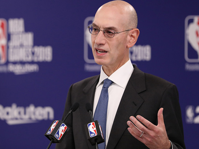 Adam Silver Acknowledges Knicks Poor Performance But Will Not Intervene: 'It's Not My Role'