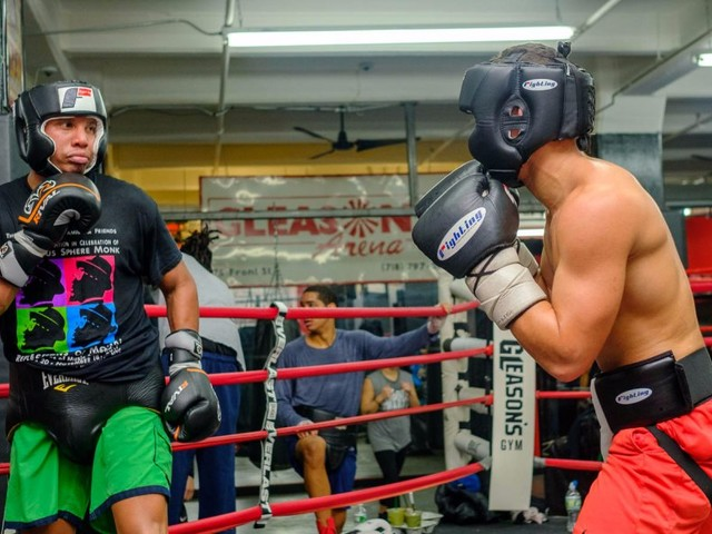 We went to the world's most famous boxing gym, where Muhammad Ali, Mike Tyson, and countless celebrities have trained — take a look inside