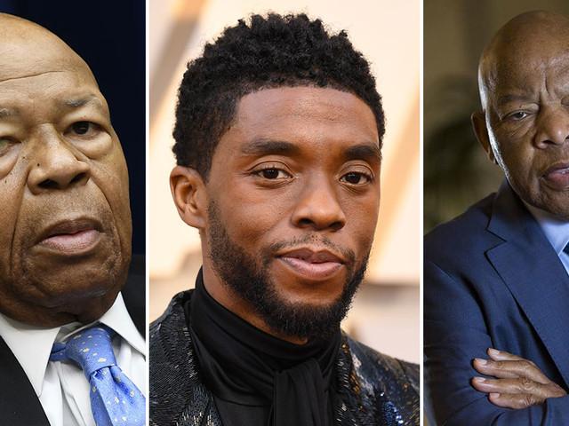 Is This Your King?! Chadwick Boseman Confused Elijah Cummings for John Lewis in Social Media Tribute