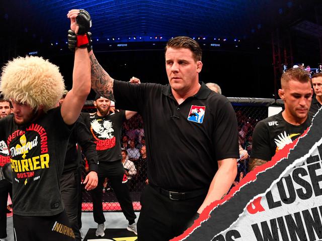 UFC 242: Khabib vs. Poirier - Winners and Losers