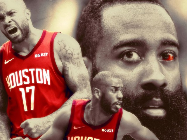 How the Rockets Got Their Groove Back