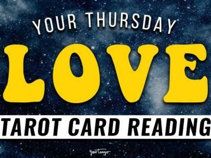 Today's Love Horoscopes + Tarot Card Readings For All Zodiac Signs On Thursday, February 20, 2020