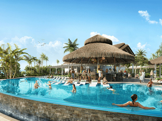 Royal Caribbean will begin Coco Beach Club construction at Perfect Day at CocoCay soon