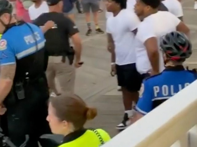 Black teens arrested after vaping on boardwalk speak out about viral video
