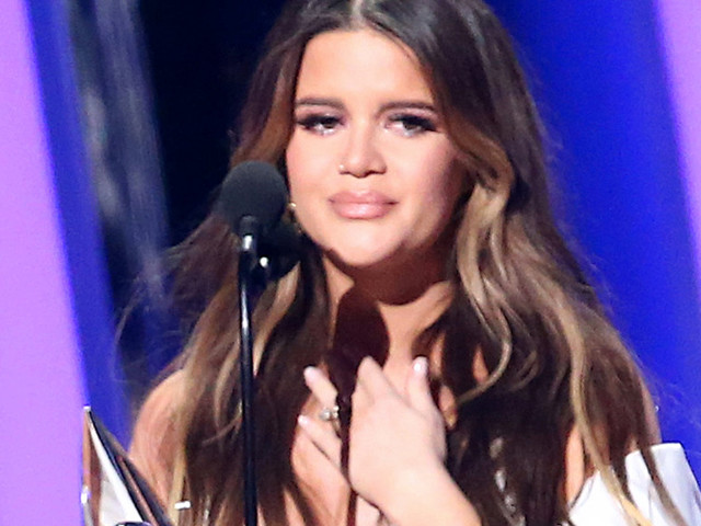 Maren Morris Tears Up While Paying Tribute to Late Collaborator Busbee at CMA Awards 2019