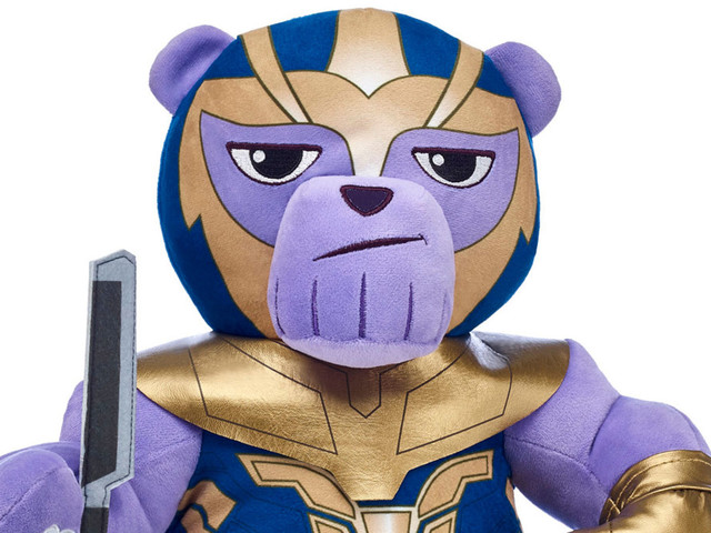 Great news: Teddy bears are officially equipped with the potential to spoil Endgame