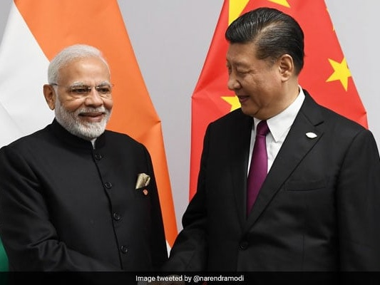 """PM Modi Meets Chinese President, Says """"New Direction, New Energy"""" In Ties"""