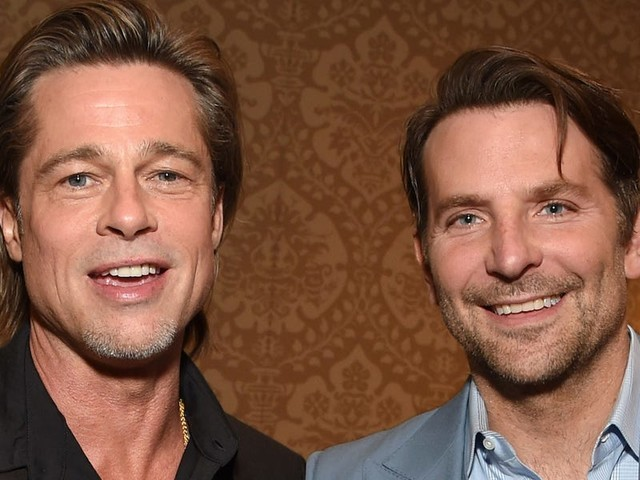 Brad Pitt revealed that Bradley Cooper helped him get sober after battling alcoholism: 'Every day has been happier ever since'