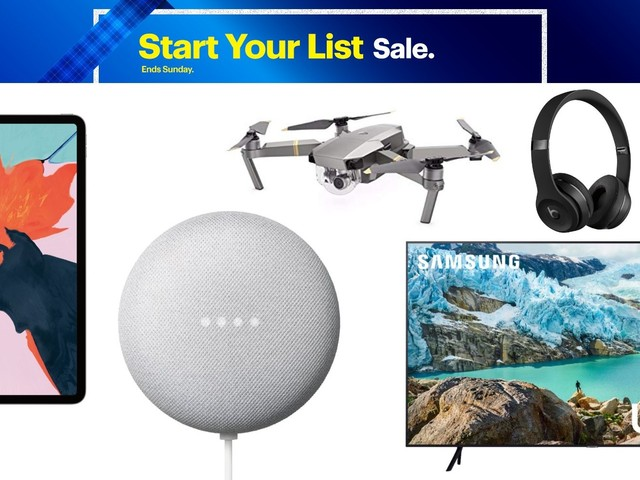 Friday deals: Best Buy Start Your List Sale, Acer Chromebooks, more