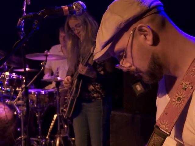 Ghost Light Performs At TLA In Philadelphia: Pro-Shot Video