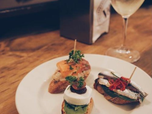 Think small by throwing a tapas party