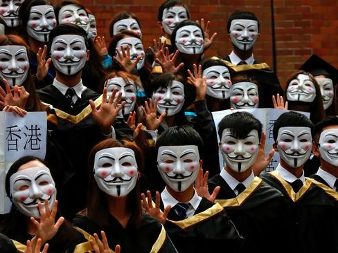 Hong Kong Anti-Mask Law Ruled Unconstitutional By High Court