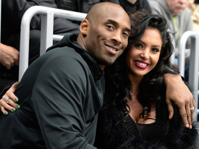 Vanessa Bryant Posts Touching Valentine's Day Message for Kobe: 'Missing You So Much on Your Favorite Holiday'