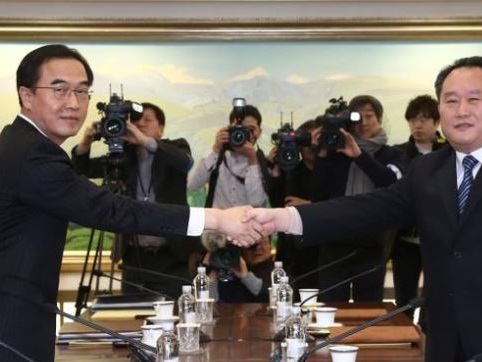 Peace Progress: North Korea Will Send Team To Winter Games As Seoul Prepares To Lift Some Sanctions