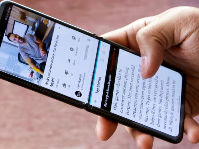Samsung temporarily shuts down phone factory following coronavirus case