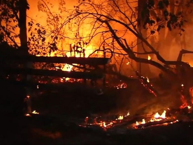 WATCH: Deadliest wildfire crisis in California's history