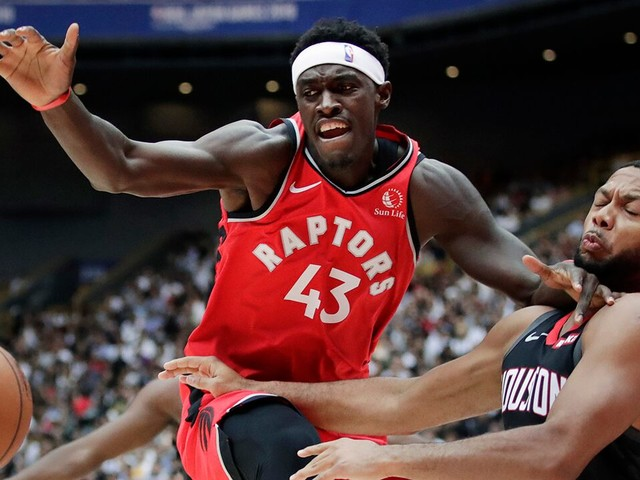 Raptors, Siakam agree on 4-year max extension