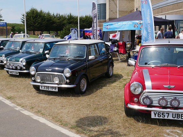 Daily Briefing: BMC and Leyland at the British Motor Museum; Citroen & Velosolex Club celebrates Bastille Day in NYC
