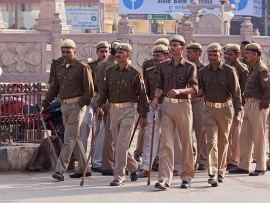 Rajasthan Announces Police Recruitment For 9,306 Posts