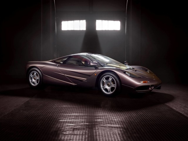This McLaren F1 Is Expected to Fetch Crazy Money At Auction