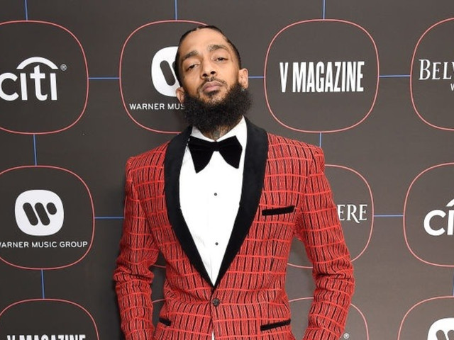 YG, Roddy Ricch, Meek Mill, DJ Khaled, John Legend, and Kirk Franklin Pay Tribute to Nipsey Hussle at 2020 Grammys
