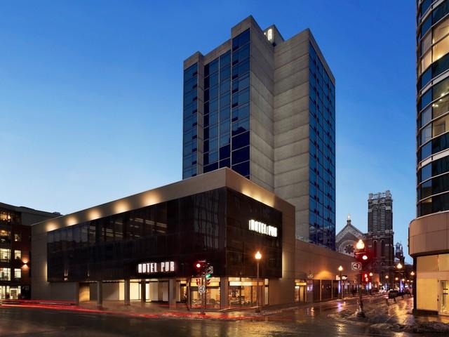 Crescent Hotels & Resorts Unveils Hotel PUR Quebec's Multi-Million...