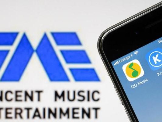 China's Tencent Music raises $1.1 billion in downsized US IPO