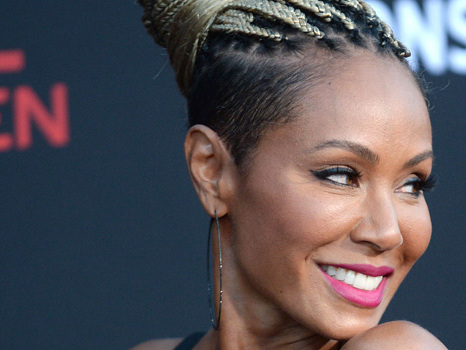 Jada Pinkett Smith, 48, Debuts New Light Blonde Hair Makeover — Before & After Pics