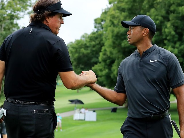 A review: Tiger, Phil, and the hype machine for their Match come to HBO