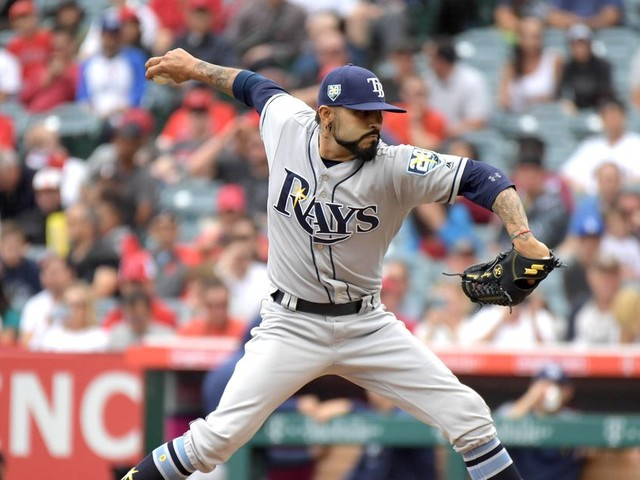 Reliever Sergio Romo started back-to-back games