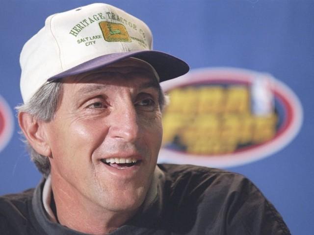 Longtime Utah Jazz coach Jerry Sloan dies