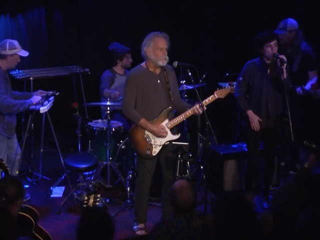 Bob Weir Among Steve Kimock's Guests At Sweetwater Finale: Full Show Pro-Shot Video