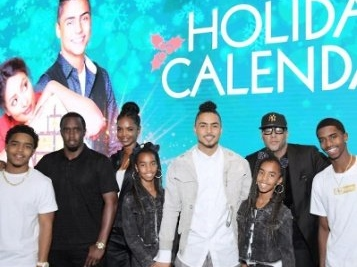 Diddy Reveals The Last Thing Kim Porter Said To Him, How Her Death Made Him A Better Dad & How The Twins Helped Him Deal With Grief