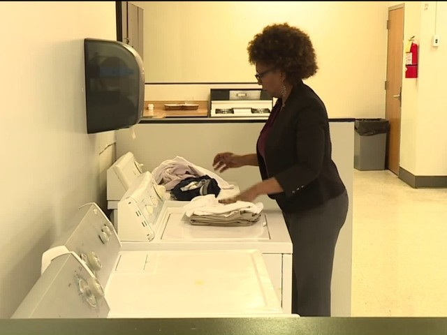 Washing machines to help improve attendance at St. Louis public schools