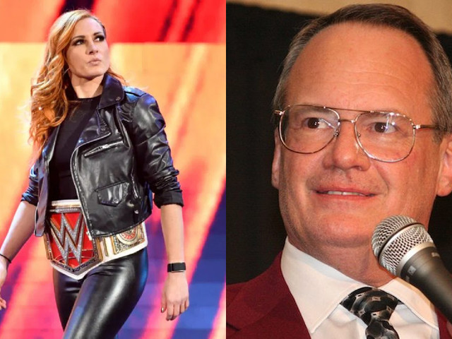 """""""You Can't Always Be On Top""""-Jim Cornette Blasts Becky Lynch"""