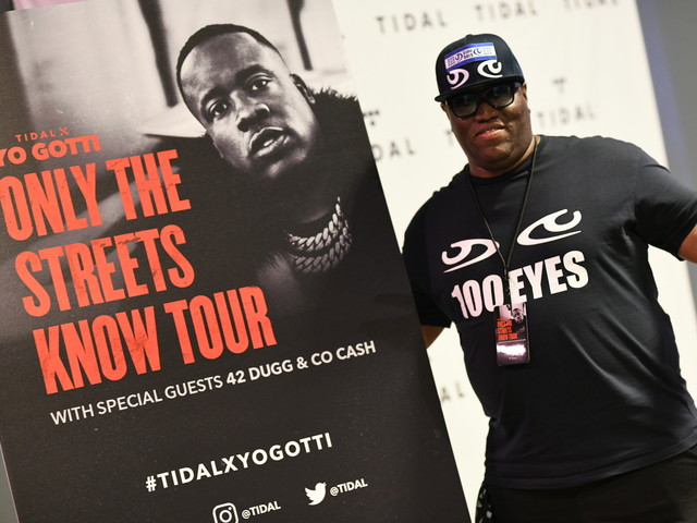 Yo Gotti and Tidal treat Houston fans to a free show