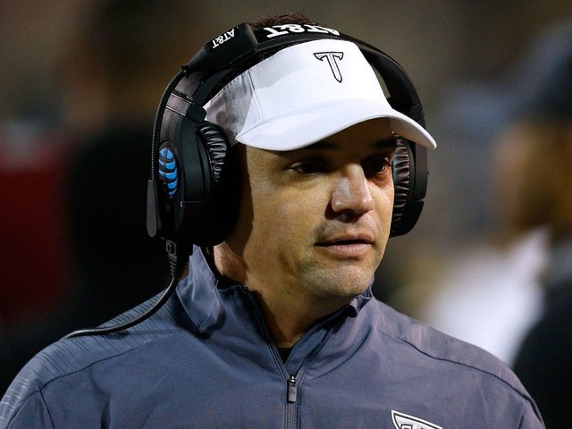 West Virginia is lucky Neal Brown was available to hire