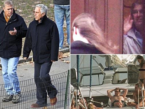 GUY ADAMS details Prince Andrew's toxic fixation with Jeffrey Epstein