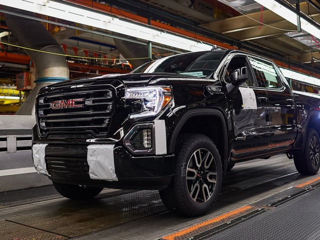 GM is investing $24 million to build more pickups in Indiana, the heart of Trump country (GM)