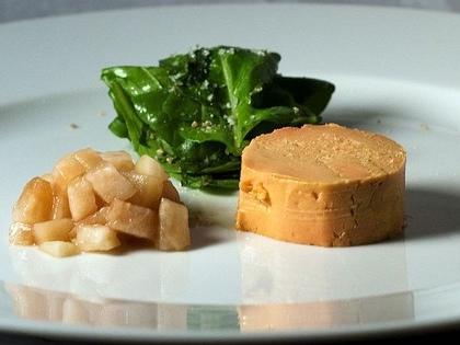 Foie gras ban made official in California