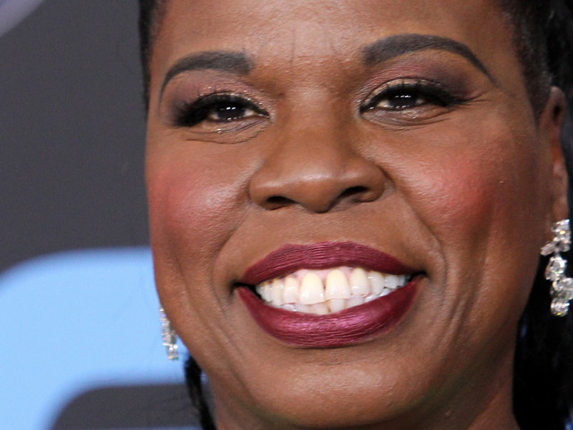 Leslie Jones' Winter Olympics Twitter Game Keeps Killing It