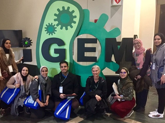 Student Team Creates Test To Lessen Environmental Impact of Offshore Oil Extraction