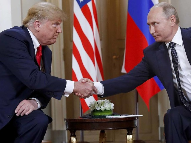Another Trump-Putin meeting remains mostly a mystery