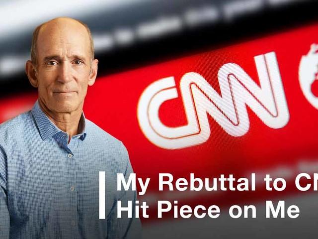 CNN Hit Piece on Mercola