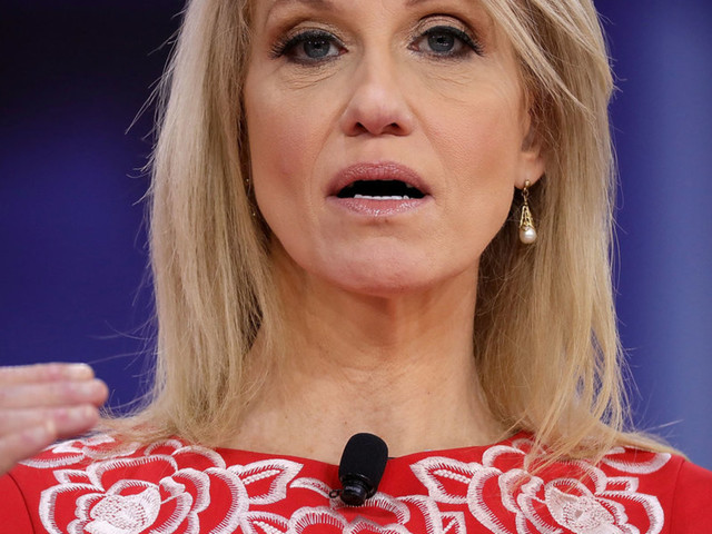 Prosecutors drop all charges against woman who reportedly assaulted Kellyanne Conway