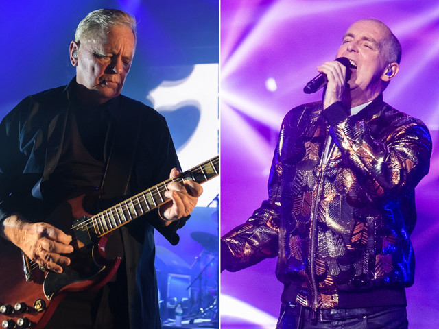 New Order, Pet Shop Boys tour announced: How to get tickets