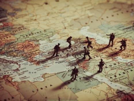 Washington Makes Endless War And Calls It Peace