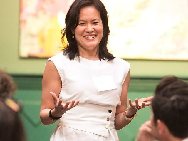 Why Irene Au thinks early adopters are the key to growth
