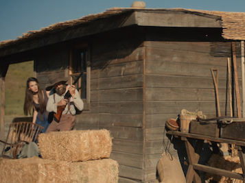 Lil Nas X Lasso'd Up Chris Rock, Vince Staples & More For The 'Old Town Road' Video Ft. Billy Ray Cyrus